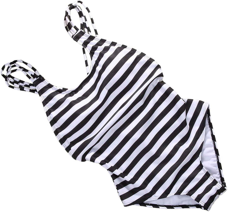 AYALY Frauen Einteilige Suimwear Gepolsterte Hot Bikinis Gestreiften Badeanzug Monokinis Biquini Badeanzug Baden Plus Größe B07Q5YJ7ST  Abrechnungspreis