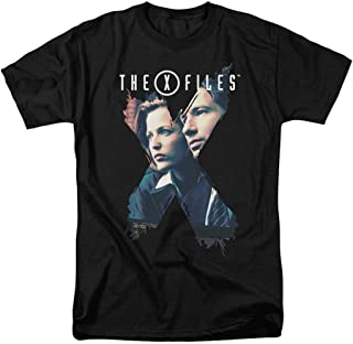 Popfunk The X-Files Mulder and Scully T Shirt & Stickers