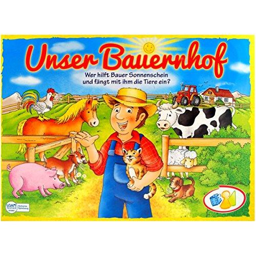 Unser Bauernhof - Kinderspiel für die ganze Familie
