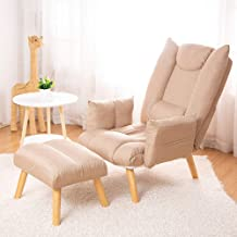 Lazy Sofa Bed Floor Chair Sofa Sofa Lounge Chair Recliner Armchair Modern And Comfortable Living Room Furniture Bedroom Cl...