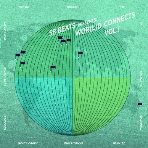 Wor(l)d Connects Vol.1 [Vinyl LP]