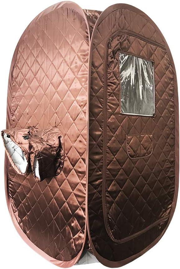 ZONEMEL Portable Steam Sauna Folding Washington Mall Lightweight Beauty products Per Tent