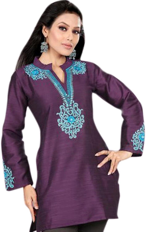 1545 Designs Women's Plus Size Designer Casual Top Blouse