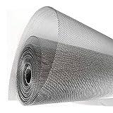 QQXY Malla Plateada Material Acero Inoxidable,Mosquitera,Malla de Acero Inoxidable 304 Filtración de Hoja de Filtro de Pantalla