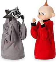Disney Pixar Jack-Jack and Raccoon Boxing Puppet Set - Incredibles 2