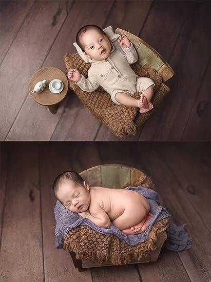 Ispchen Foto Decke Fotografie Prop Babydecke Elektronik