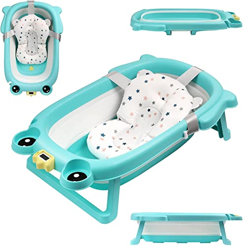 wholesale Baby Foldable Bathtub, Baby Tubs for Newborns, Infant Shower Basin, outlet sale Bathtub for Baby Tubs for Infants, Infant Shower Basin with Baby, new arrival Non Slip Design, Safe and Fun Bathing Time online