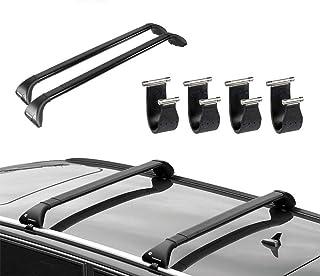Dachträger NORDRIVE SNAP STEEL für Nissan Qashqai J11 (01/2014 >) Max. 100 Kg + Abschließbar