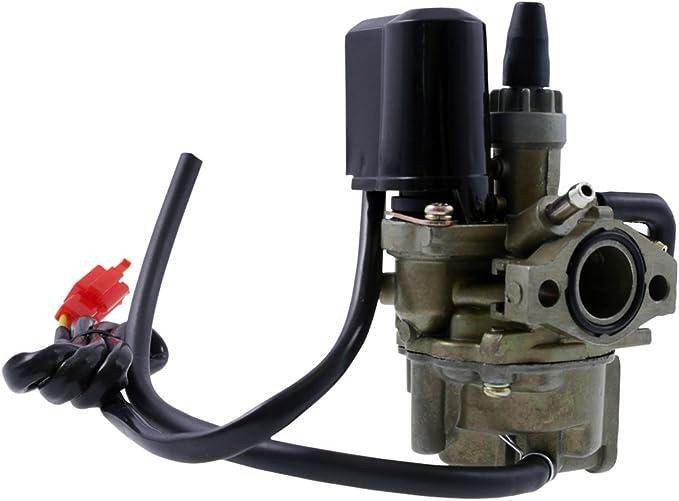 Kymco Carburateur de rechange NARAKU dorigine avec E-Choke Kwang Yang -Super 8 50 2-temps