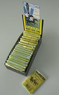 ダービーレース カード 1箱=20袋入(1袋=30枚入)