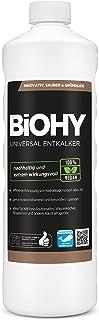 BiOHY Uniwersalny odkamieniacz (butelka 1l)   Koncentrat na 20 procesów odkamieniania na butelkę   Kompatybilny ze wszystk...
