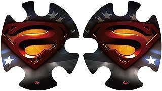 Geyi Superman American Flag Wrestling Headgear Decals
