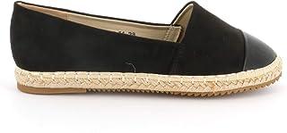 ESPADRILLES IMPRIMÉ LÉOPARD Femme Chaussures Plateforme Bimatière