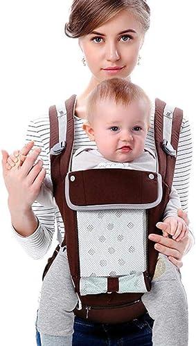 SKYyao Porte Bebe,Coton Confort bébé Sangle Multifonction Taille selles bébé Quatre Saisons Universel