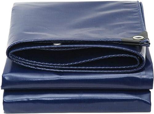 LIAN Auvent imperméable de Couverture de Tapis de Prougeection de bache de Prougeection idéal pour Camper Le But extérieur (Taille   4x8m)