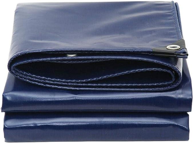 HU Auvent imperméable de Couverture de Tapis de Prougeection de bache de Prougeection idéal pour Camper Le But extérieur (Taille   4x4m)