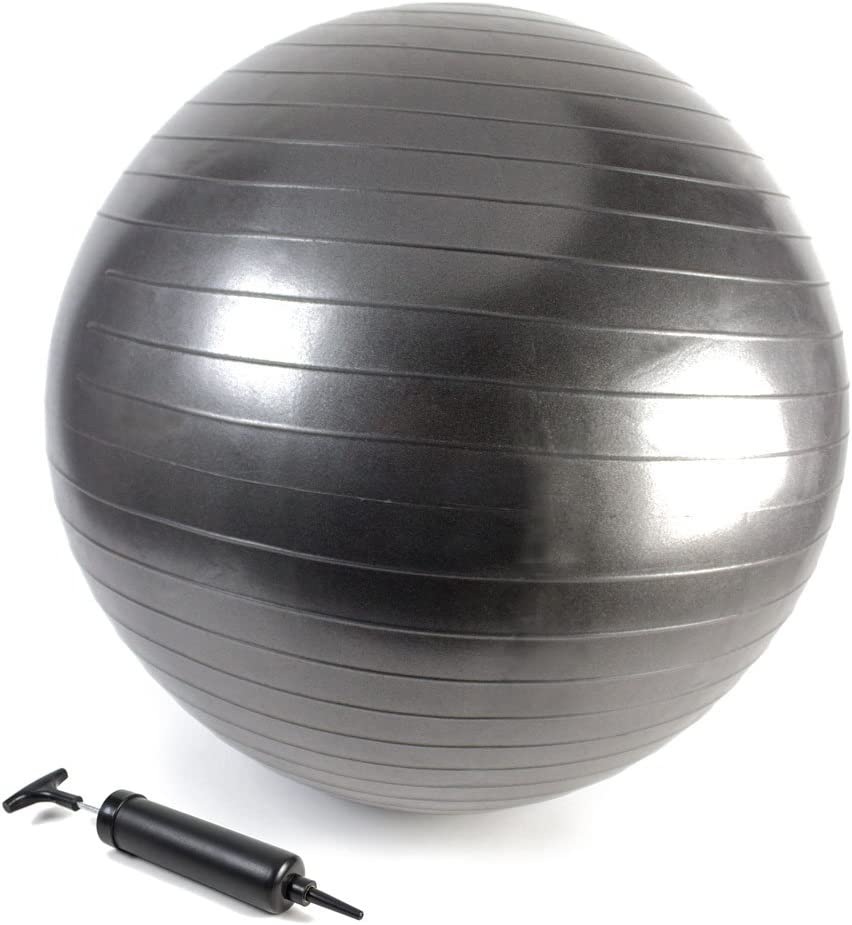 Nu-Source Sacramento Mall Burst Resistant Yoga Exercise with New product! New type - Balls Pump Charco