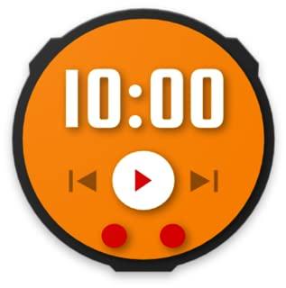 Custom Interval Timer - Workout Timer - Tabata Timer - HIIT Timer
