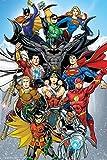 DC Comics Poster Rebirth Vertical (61cm x 91,5cm) +