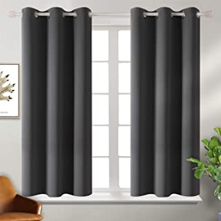 BGment Blackout Curtains for Bedroom – Grommet Thermal Insulated Room Darkening..