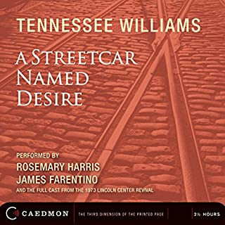 A Streetcar Named Desire (Dramatized) cover art