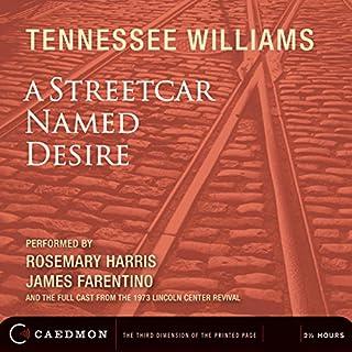 A Streetcar Named Desire (Dramatized) cover art