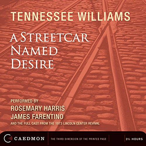 A Streetcar Named Desire (Dramatized) audiobook cover art