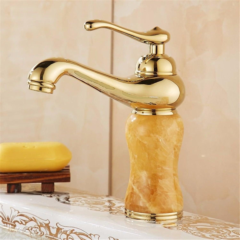 Lalaky Waschtischarmaturen Wasserhahn Waschbecken Spültisch Küchenarmatur Spültischarmatur Spülbecken Mischbatterie Waschtischarmatur Golden Hei Und Kalt
