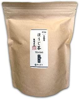 静岡県産 ほうじ茶ティーバッグ お湯・冷水どちらもOK