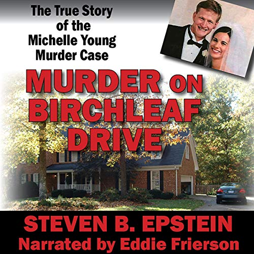 Murder on Birchleaf Drive cover art