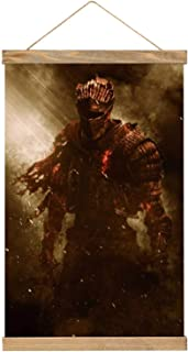 High Grade Canvas Hangs a Picture,Aleyna Freya Dark Souls,Poster Mural,Easy to Install mural-13.1''×20.4''