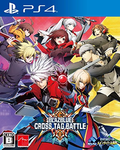ARC SYSTEM WORKS Blazblue Cross Tag Battle SONY PS4 PLAYSTATION 4 JAPANESE VERSION [video game]