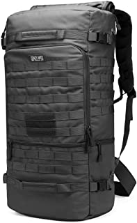 CRAZY ANTS Large Military Tactical Backpack Hiking Camping Daypack Duffle Upgraded Version
