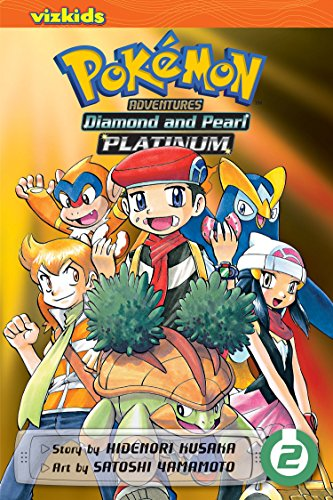 POKEMON ADV PLATINUM GN VOL 02 (CURR PTG) (C: 1-0-0)