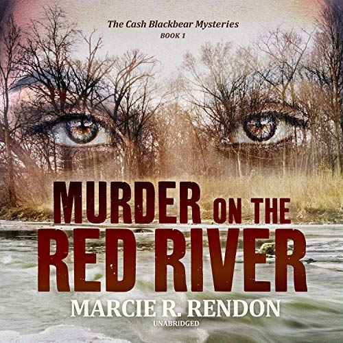 Murder on the Red River cover art
