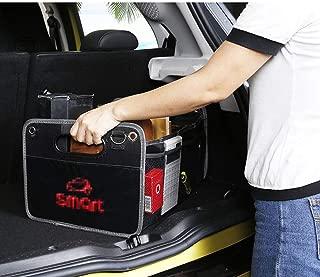 Demiawaking Contenitore Portaoggetti Auto Bagagliaio Organizer Pieghevole per Bagagliaio