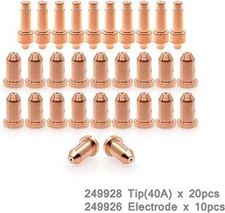 5pcs Shield Cap 420116 Plasma Cutting Torch Consumables Heat Welding Accessories