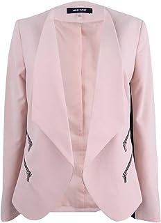 dddd07a5776a7 Nine West Women s Plus Size Zip-Pocket Open-Front Blazer (16W