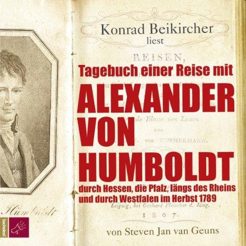 Tagebuch einer Reise mit Alexander von Humboldt Titelbild