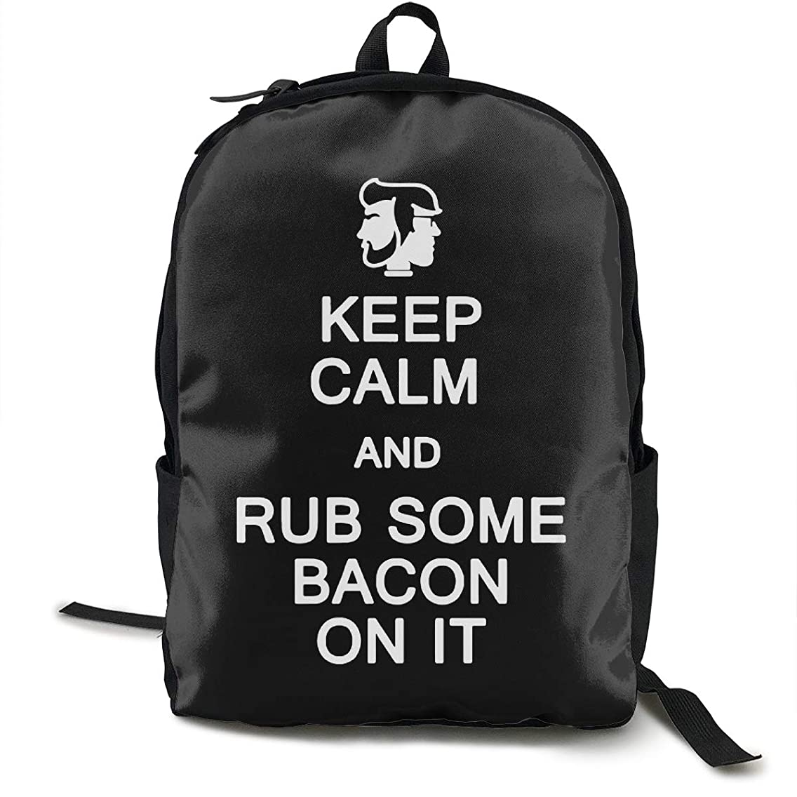 Keep Calm And Love The Dolan Twins 2019 New Style Casual Shoulders Multipurpose Backpack School Backpack Travel Rucksack Bag Laptop Daypack For Youth Men And Women