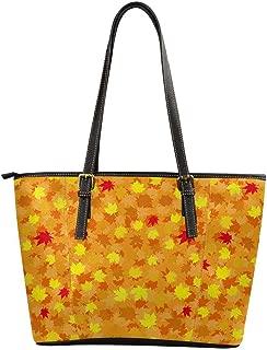 Women Tote Bags Top Handle Handbags PU Leather Purse