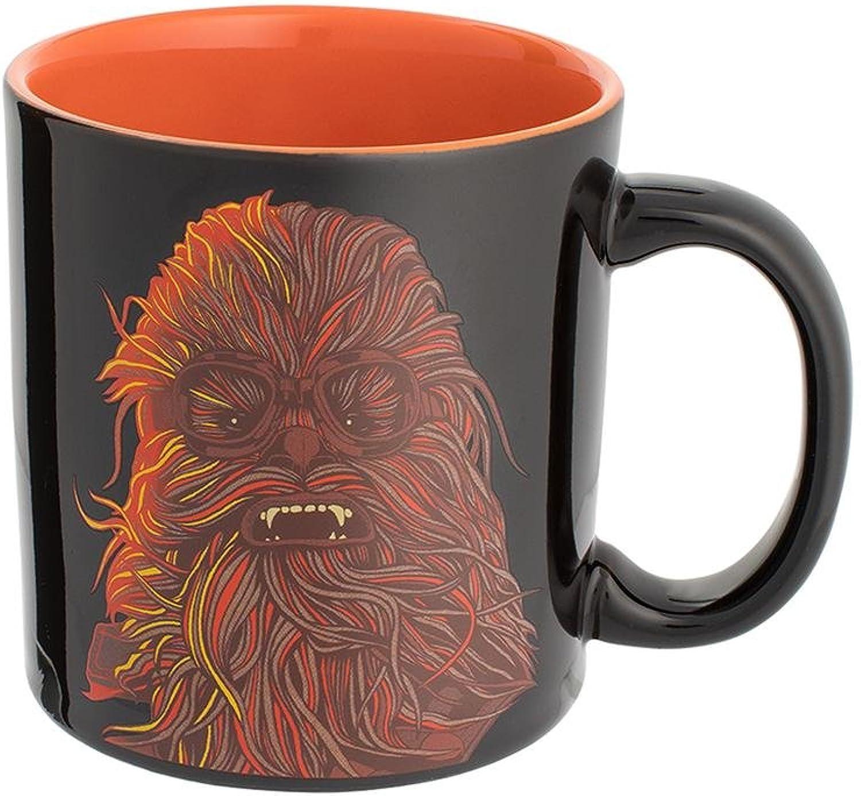 Star Wars Solo Chewbacca Copilot 20 oz. Ceramic Mug