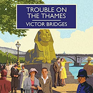 Trouble on the Thames cover art