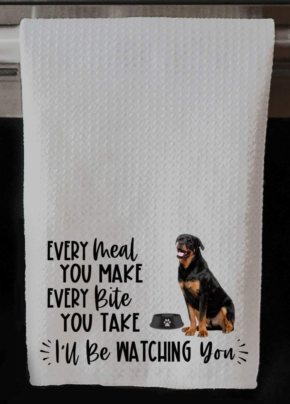 Gifts The Creating Studio Personalized Rottweiler Make You Max 83% OFF Meal Every