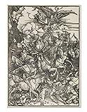 ART ALPHA - Kunstdruck - Albrecht Duerer - Die