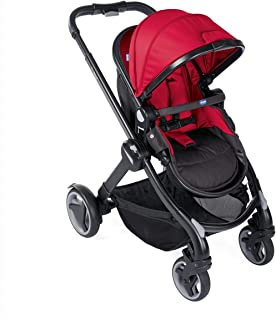 Chicco FULLY STROLLER RED PASSION
