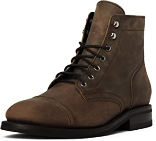 Thursday Boot Company Men's Rugged & Resilient Captain Lace-up Boot