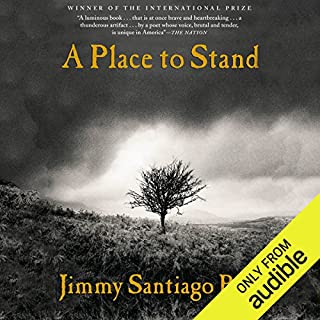 A Place to Stand audiobook cover art