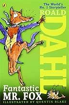 Fantastic Mr. Fox by Roald Dahl - Paperback