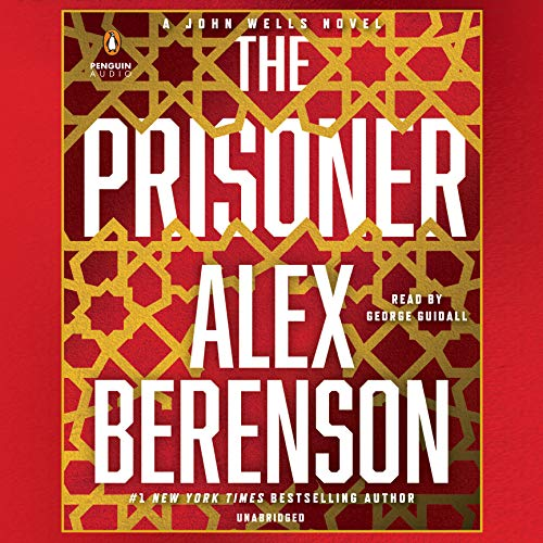 The Prisoner By Alex Berenson Audiobook Audible Com